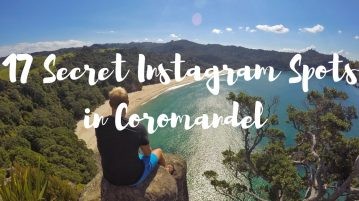 17 Secret Instagram Spots In Coromandel, New Zealand