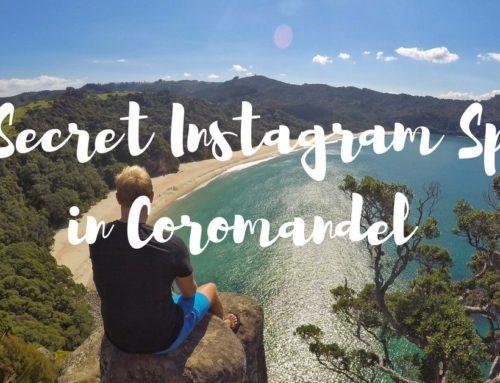 17 Geheime Instagram Spots für Abenteurer in Coromandel