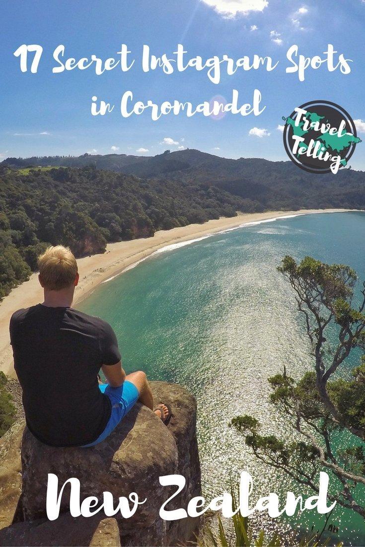 17 Secret Instagram Spots In Coromandel, New Zealand