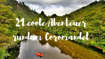 21 Adventures around Coromandel in New Zealand