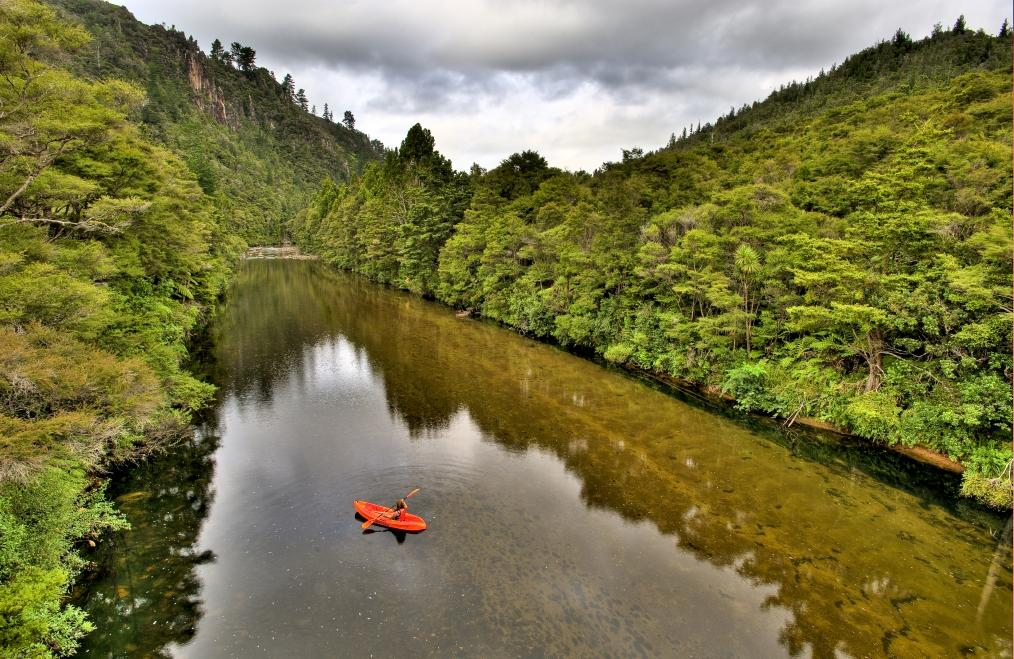 Puketui Valley. Tairua River - Highlights und Instagram Geheimtipps in Coromandel, Neuseeland