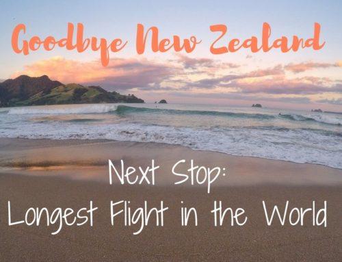 Neuseeland, das sollte wohl nicht sein