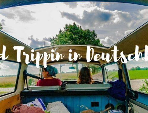 Der schönste Road Trip Deutschlands