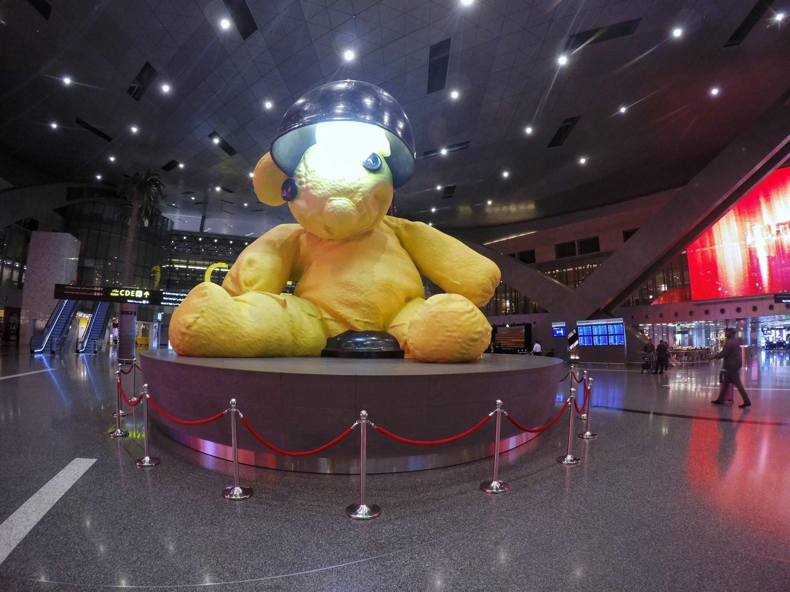Review: Längster Flug der Welt - 17,5 Std. mit Qatar Airways