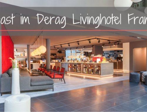 Zu Gast im Derag Livinghotel Frankfurt in Mainhattan