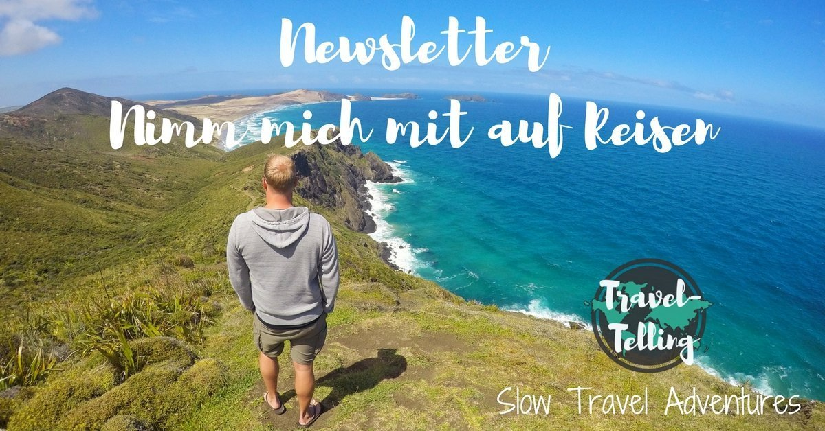 TravelTelling Reiseblog Newsletter