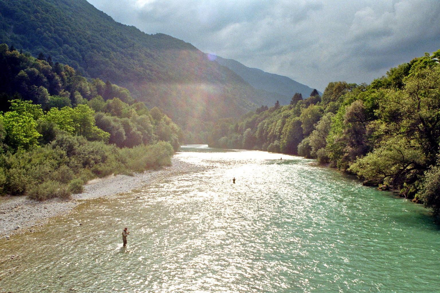 Slowenien von Lu Morgenstern