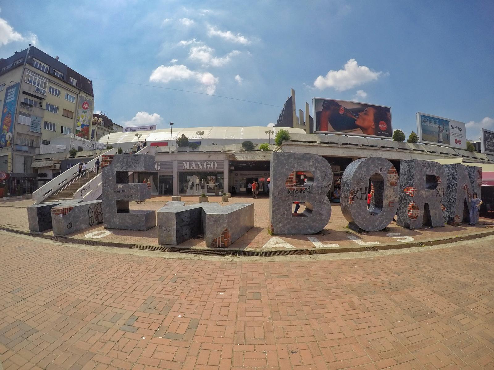 Tagesausflug nach Prishtina im Kosovo