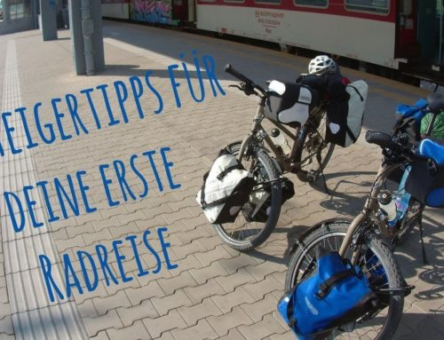 Einsteigertipps für deinen ersten Fahrrad-Urlaub