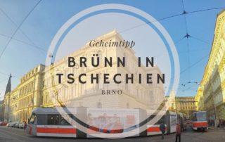 Geheimtipp: Brünn im Osten Tschechiens