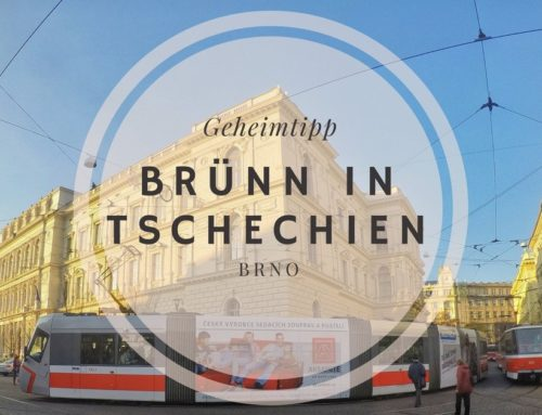 Ein vorweihnachtlicher Ausflug ins tschechische Brünn