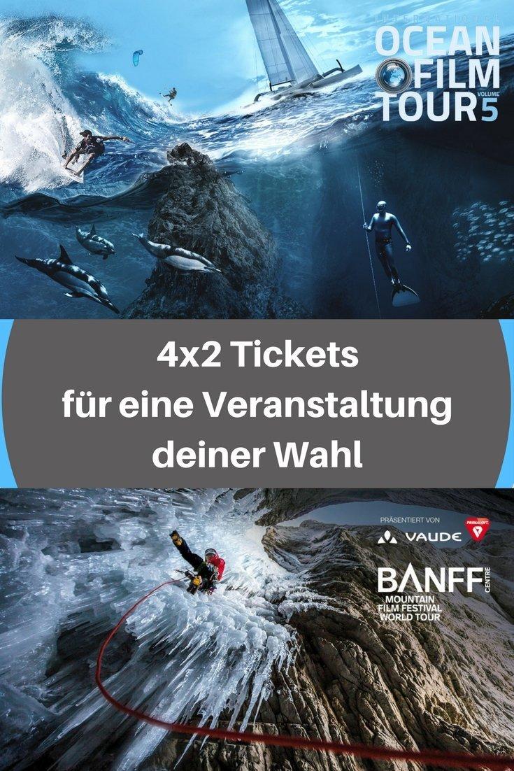 Ticket Verlosung: Banff & Ocean Film Tour