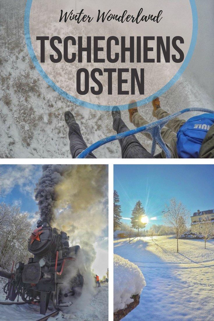 Tscheiens Osten - EIn Winter Wonderland