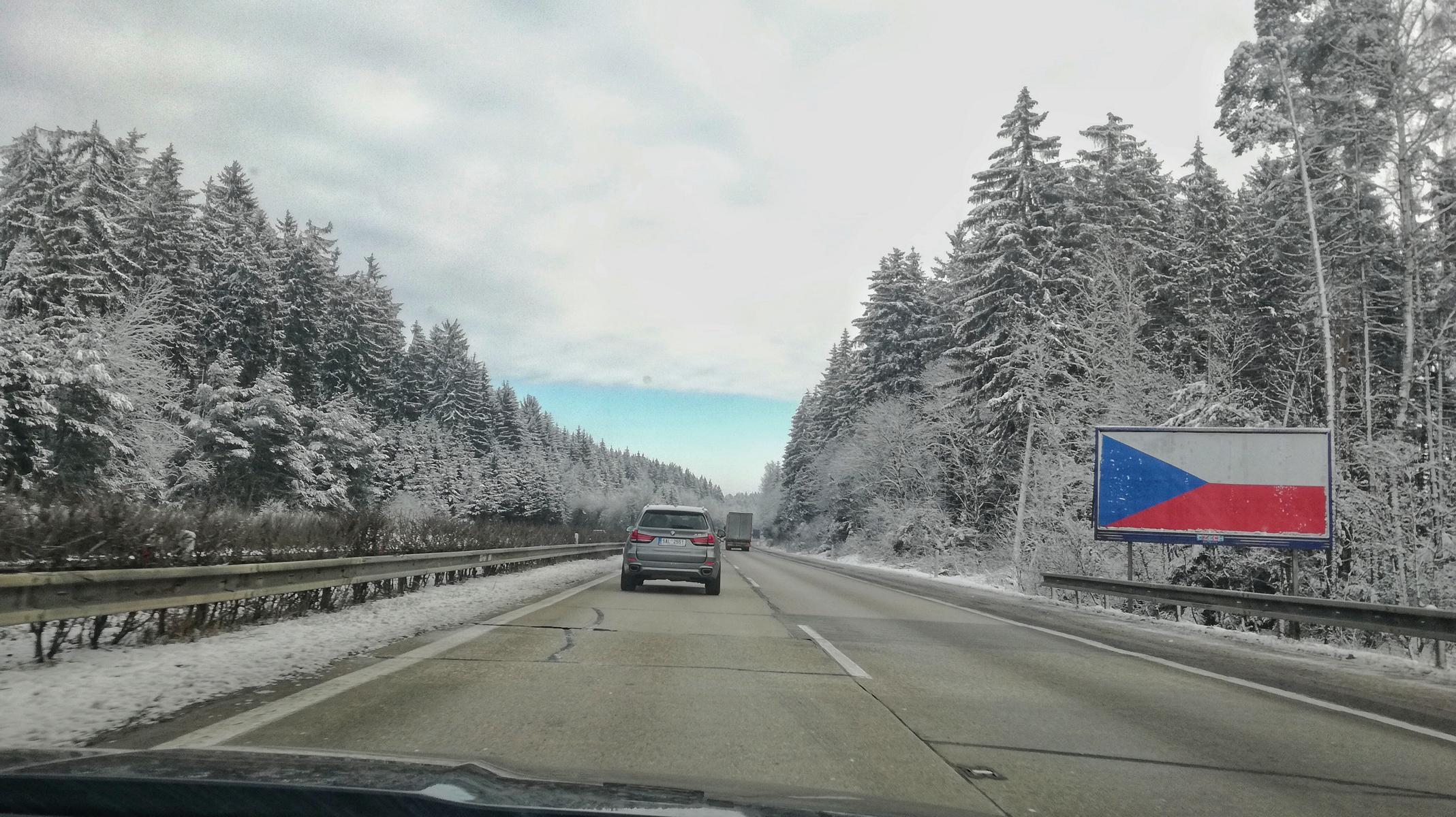 Winterurlaub in Tschechien