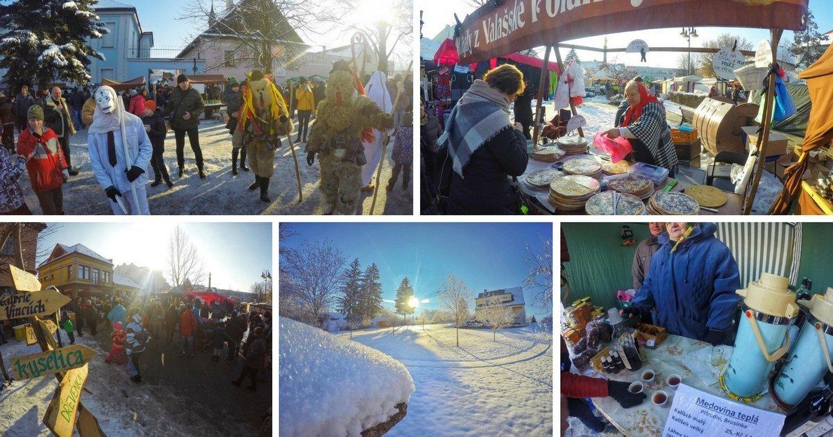 Winterurlaub in Tschechien - Jarmek