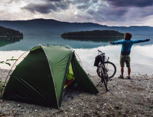 Möchte noch von Alaska bis Feuerland radeln – Maximilian Semsch im Interview