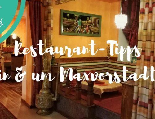 10 eher unbekannte Restaurants in Maxvorstadt