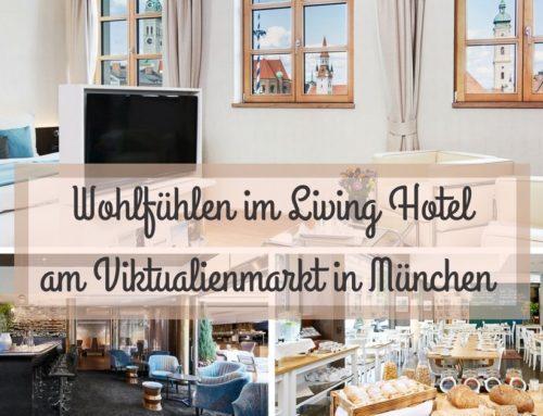 Übernachten in bester Lage Münchens: Das Living Hotel am Viktualienmarkt