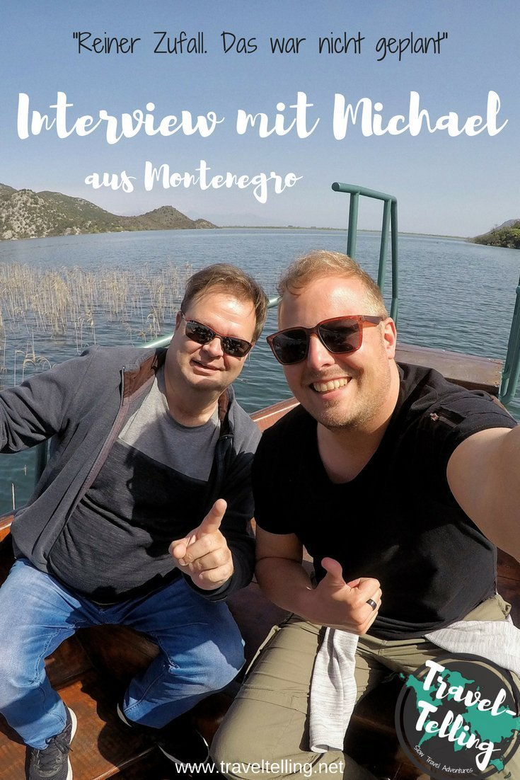 Interview mit Montenegro Auswanderer Michael Bader
