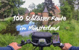 100 Schlösser Route im Münsterland - Der Nordkurs