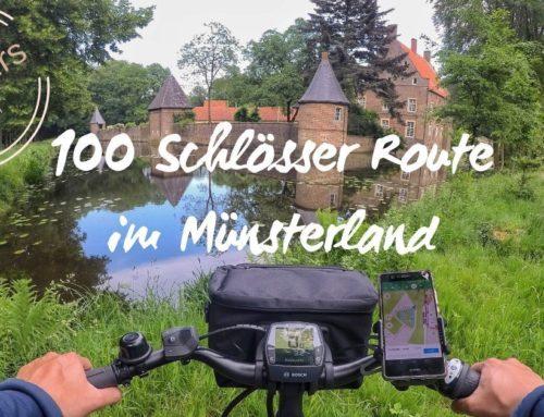 Unterwegs auf den Pfaden meiner Jugend im Münsterland – Teil 2: Der Nordkurs