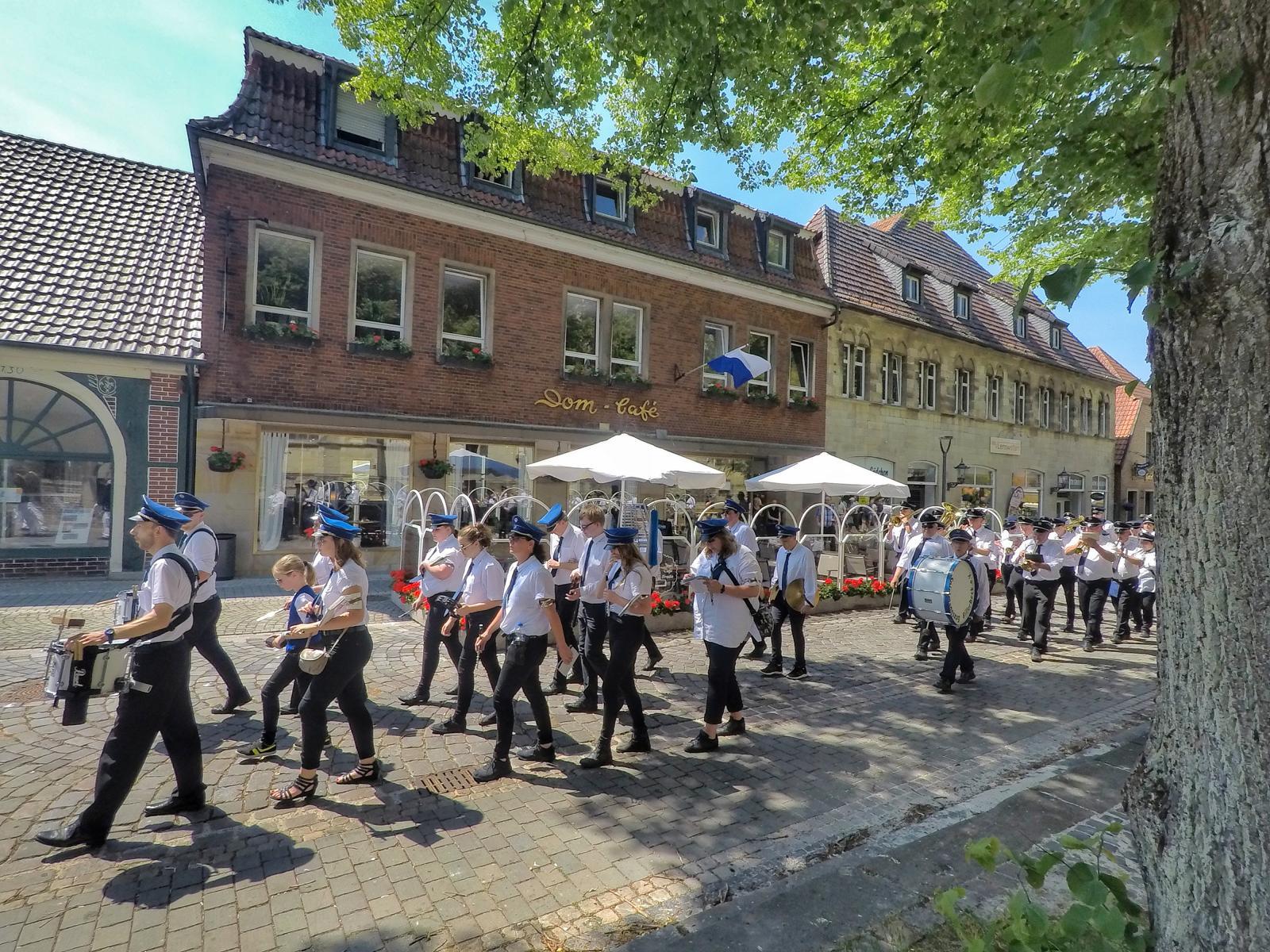 Schützenfeste im Münsterland