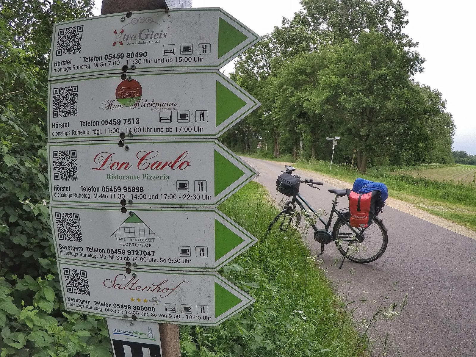 100 Schösser Radweg