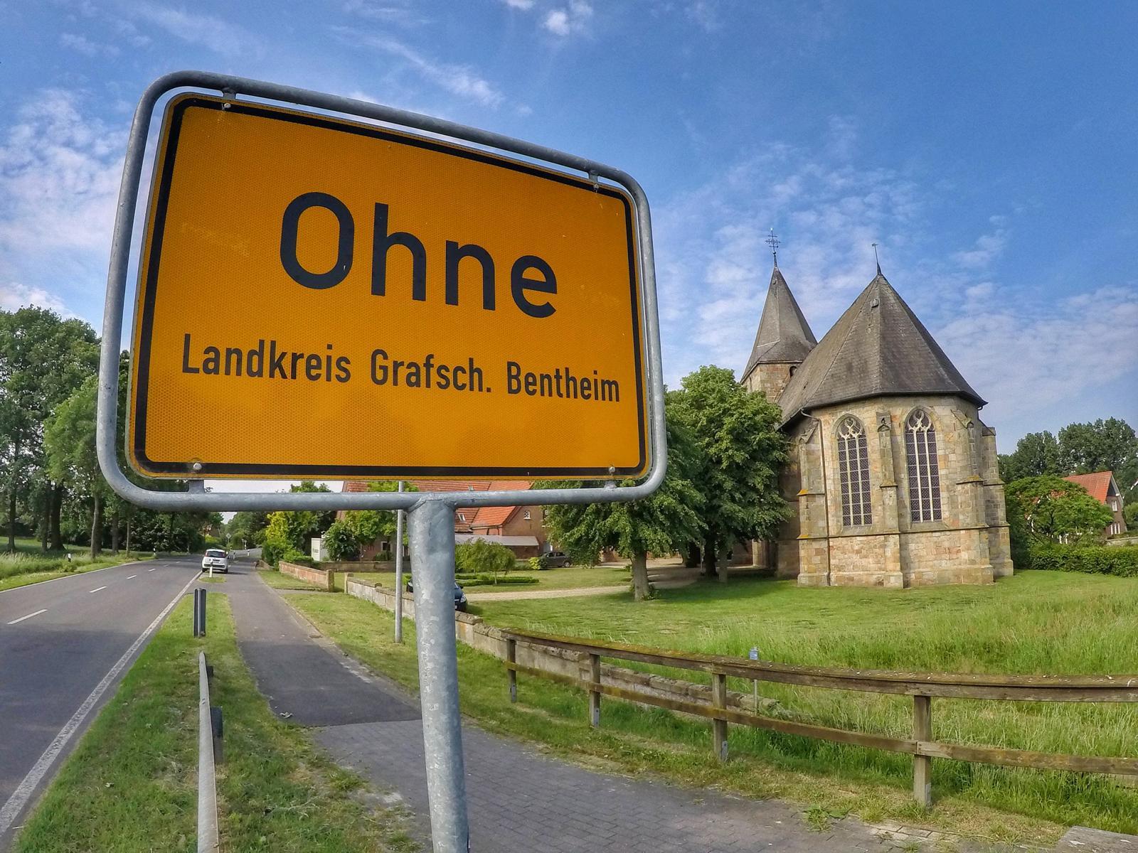 100 Schlösser Route Grafschaft Bentheim
