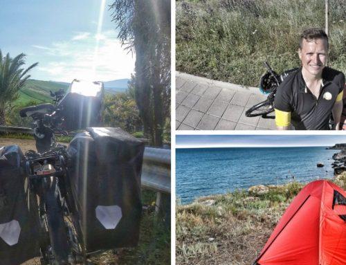 9.000km mit dem Rad durch Europa – Tim erzählt über sein Sabbatical