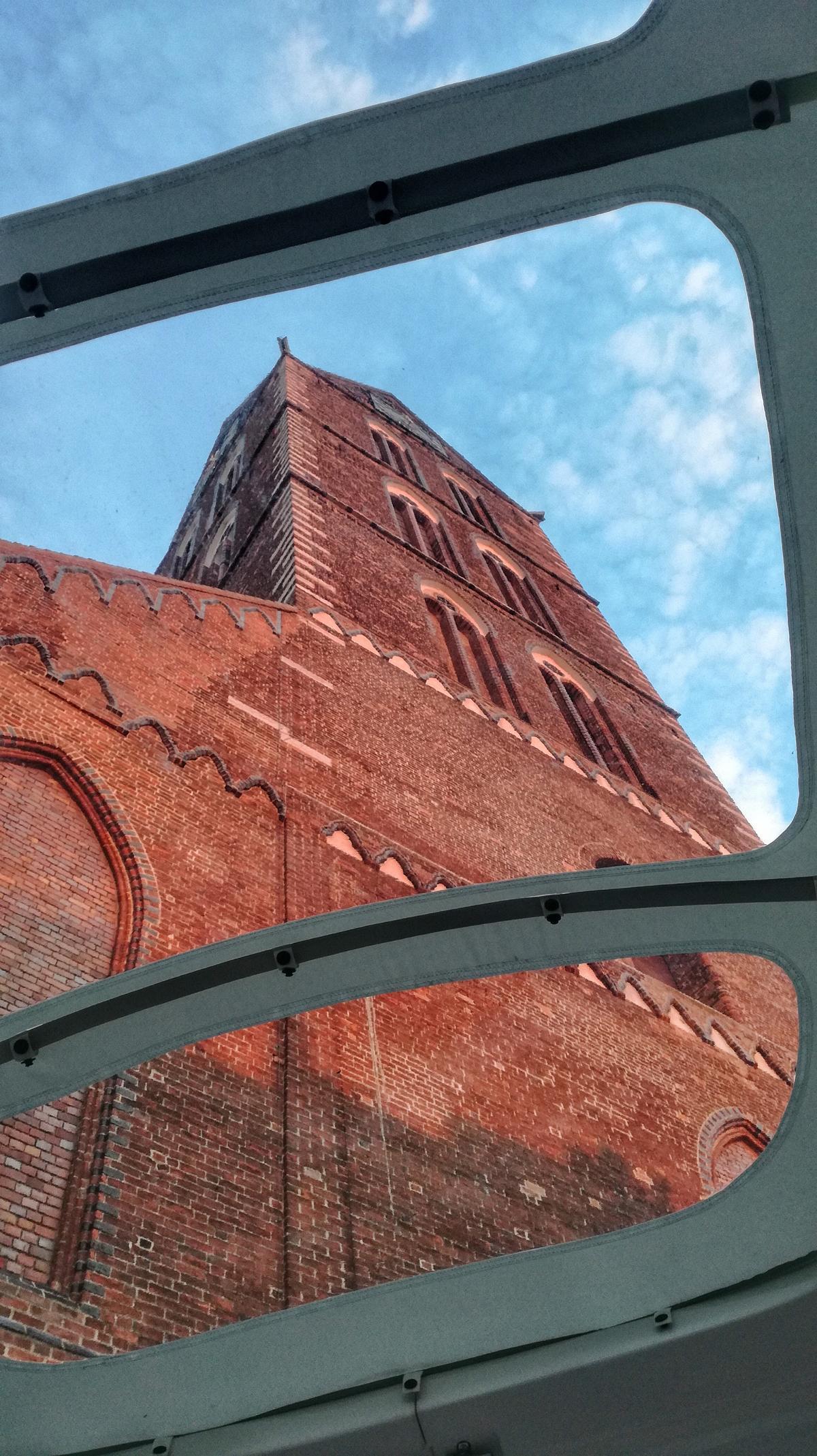 Sleeperoo in Wismar - Backsteingotik