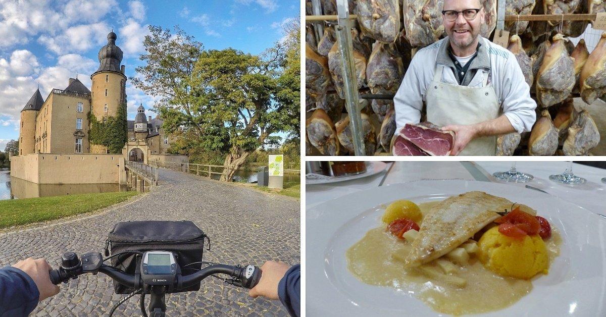 Schlösser, Menschen, Kulinarik im Münsterland - 100 Schlösser Route