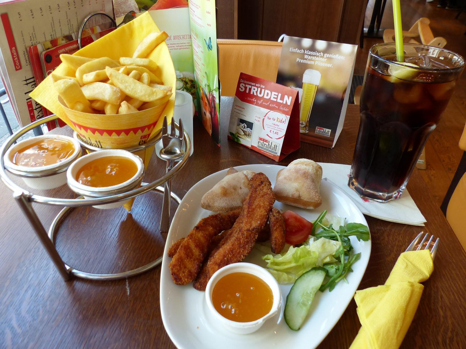 Cafe Extrablatt Haltern am See