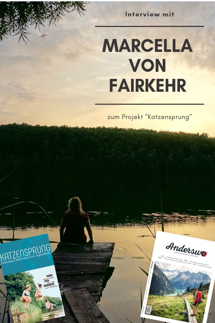 Verträglich Reisen: Interview mit Marcella von Fairkehr