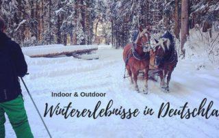 18 coole In- & Outdoor Erlebnisse für den Winter in Deutschland