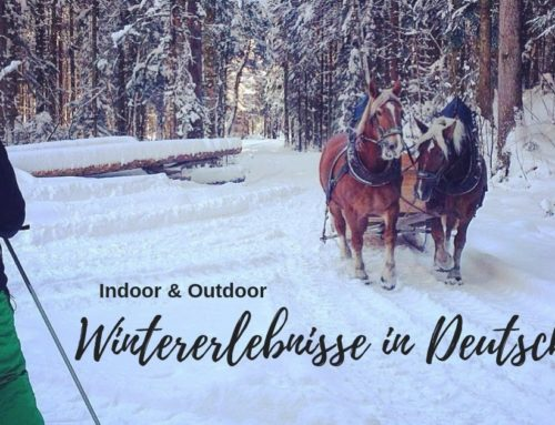 18 coole Indoor & Outdoor Erlebnisse für den Winter in Deutschland