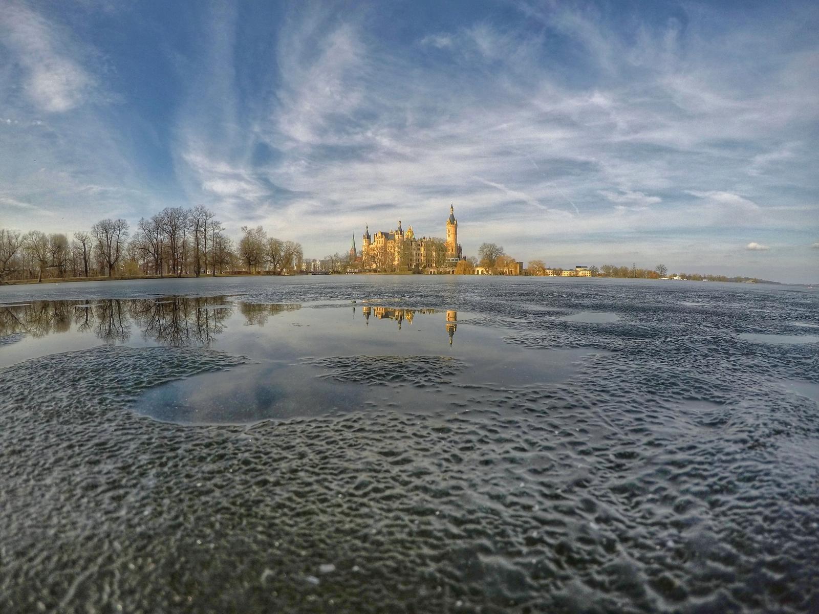 Winter in Schwerin