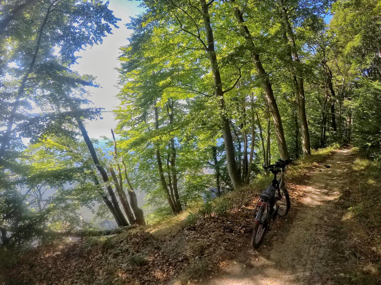 Mountainbike Trail Schweriner See