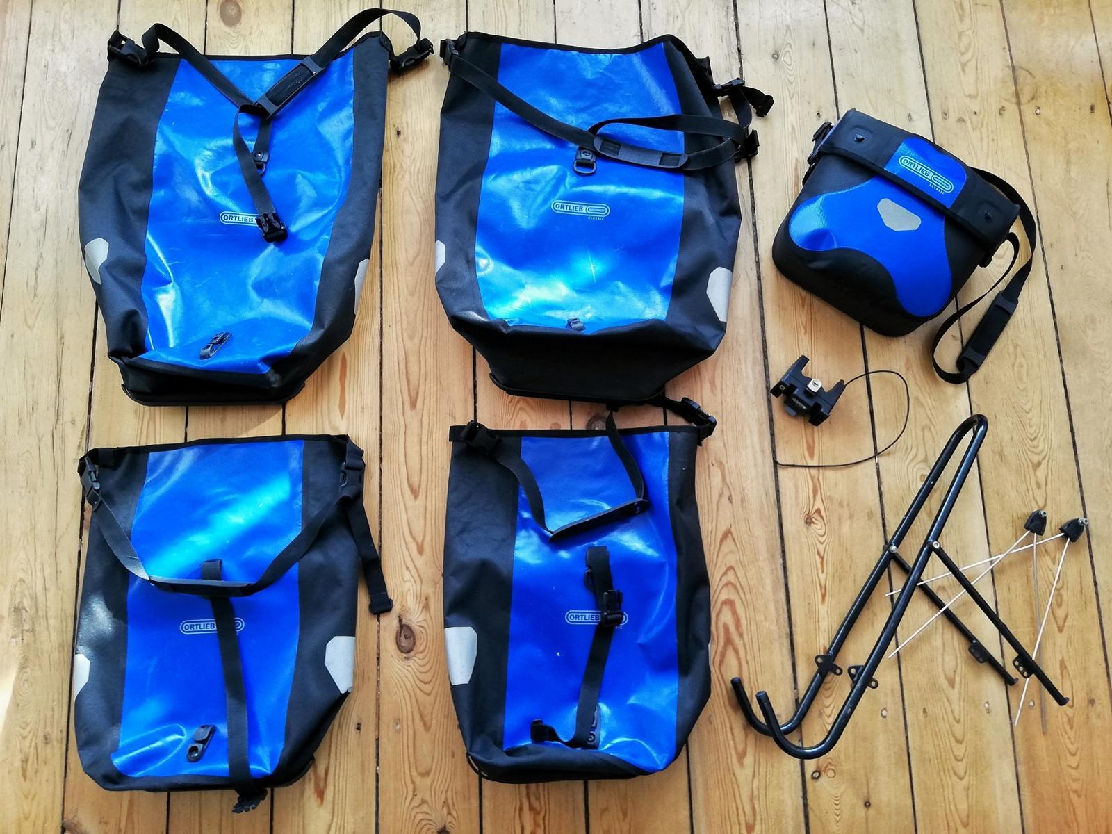Ortlieb Classic Packtaschen