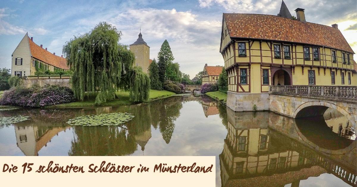 100 Schlösser Route - Die schönsten Schlösser im Münsterland