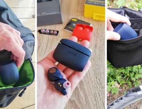 Bluetooth Earbuds unterwegs, beim Sport und auf Reisen