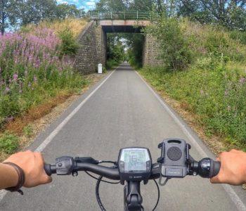 Radtour durchs Bergische Land | Panorama-Radweg und Balkantrasse