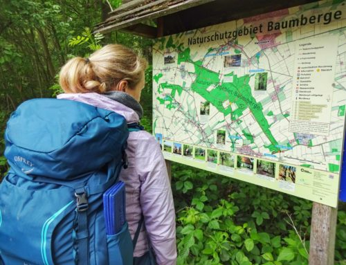 2-Tageswanderung auf dem Baumberger Ludgerusweg im Münsterland