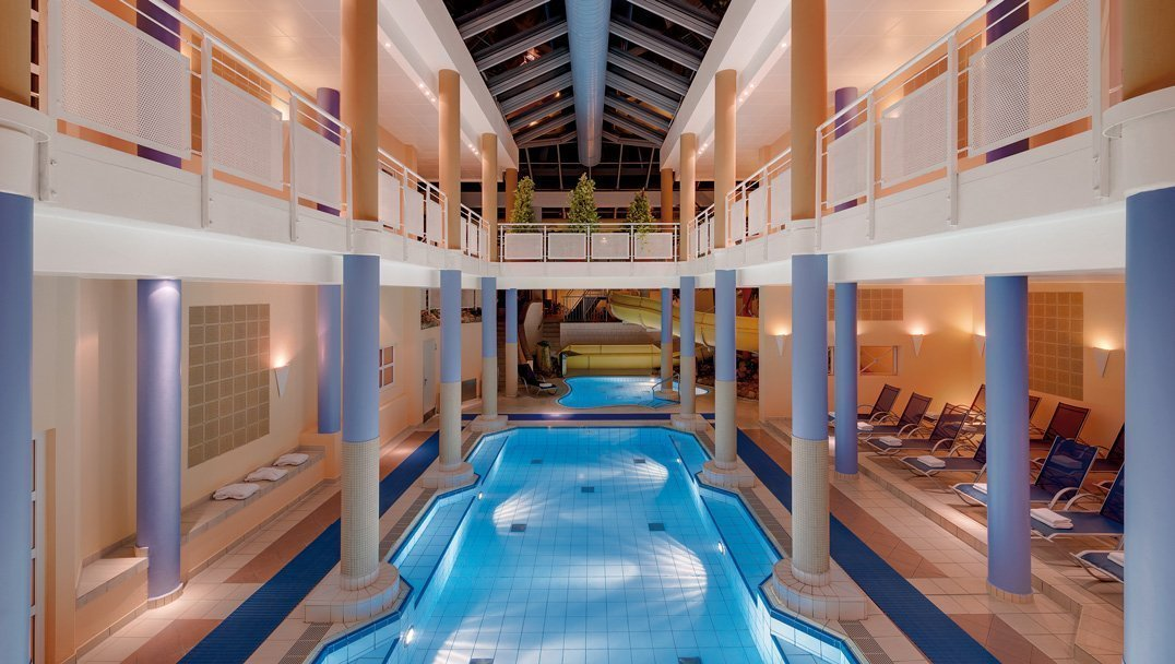 Precise Hotel Marina Wolfsbruch - Wellness schwimmbad