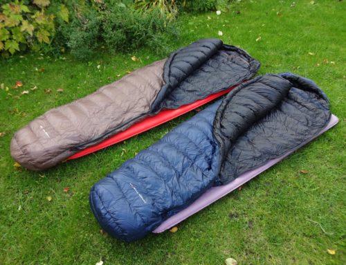 Outdoor Tipp: Ultraleichter 3-Jahreszeiten Daunenschlafsack