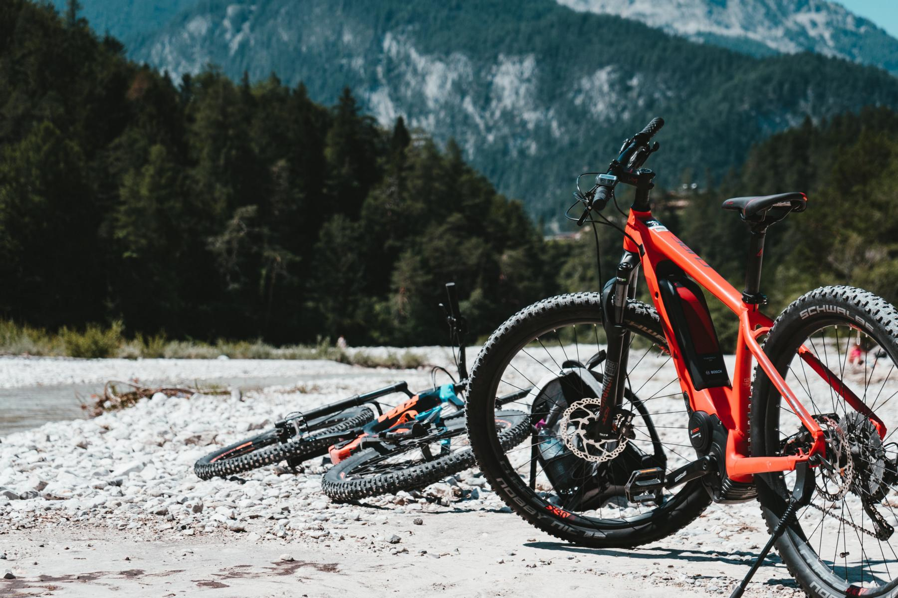 5 schönste E-Bike Touren Bayern