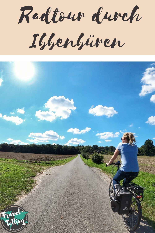 Fahrradtour durch Ibbenbüren - Ibbenbüren Total