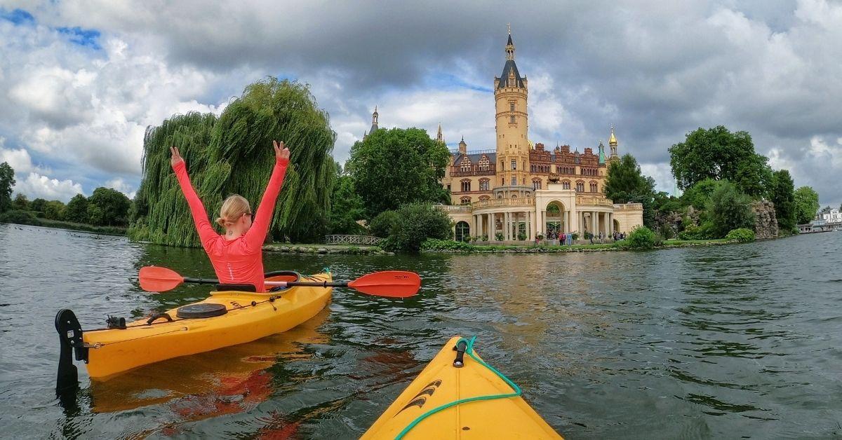 Schwerin entdecken – zu Fuß, vom Wasser oder per Rad